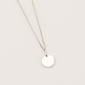 Mari Disc Necklace