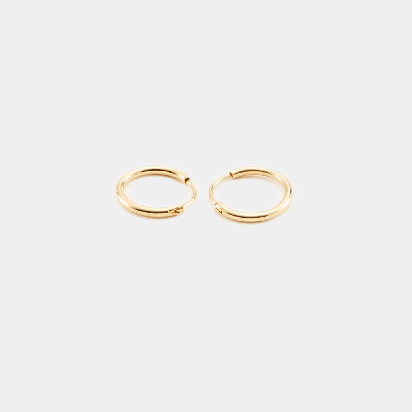 14k Solid Gold, 10mm