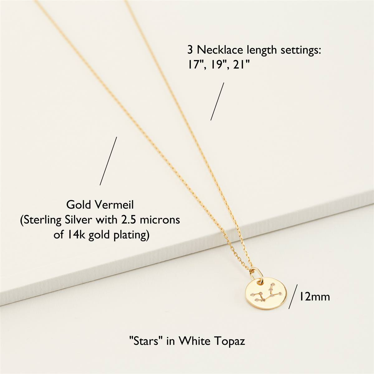 Gold Vermeil, Virgo