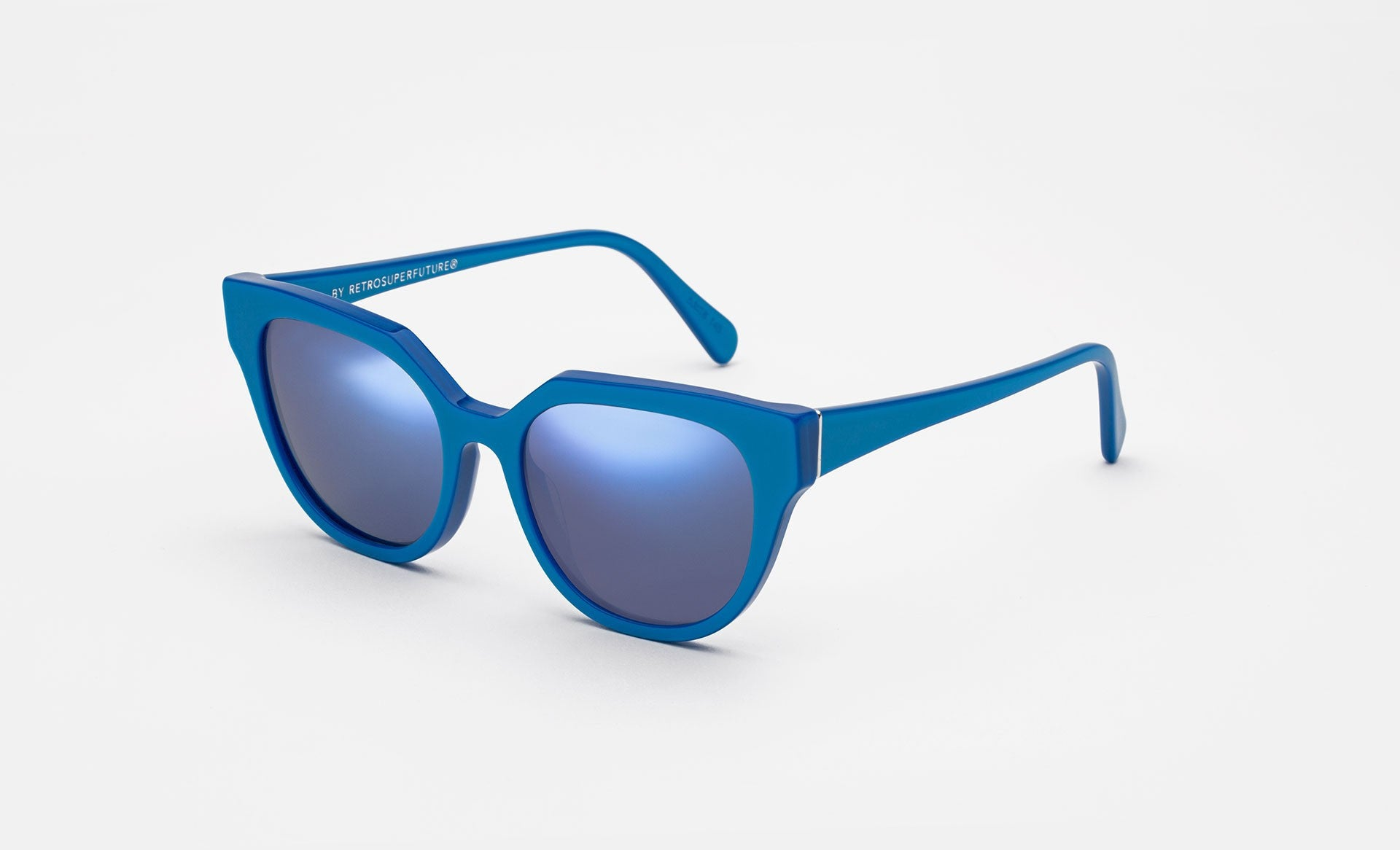 ZIZZA OPACO BLUE