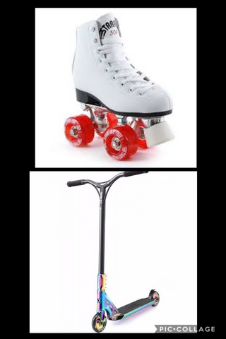 Scooters & Skates