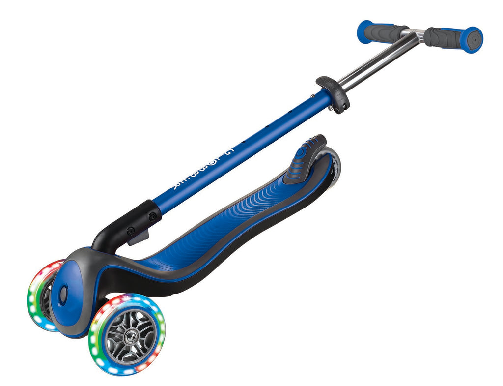 GLOBBER ELITE DELUXE w/Lights - Navy Blue
