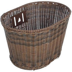Axion Faux Wicker Nano Basket