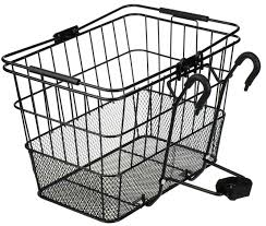 Adult Front Mounted Basket