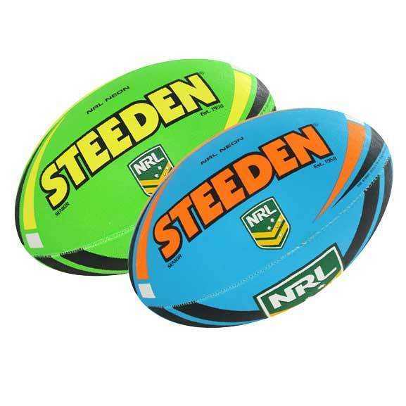 STEEDEN NRL NEON FOOTBALL