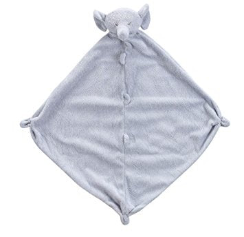 Angel Dear Blankie- Grey Elephant