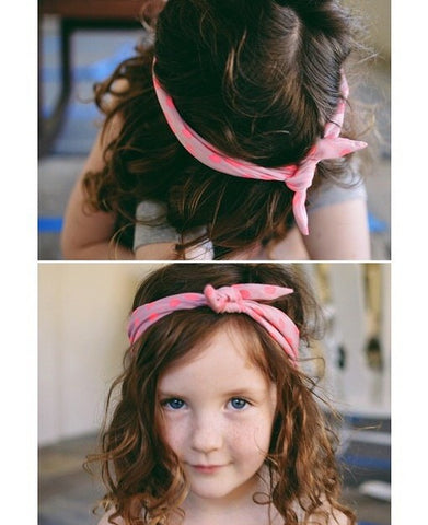 Beau Hudson Bando- Multiple Colors- Cute as a Button Baby Boutique