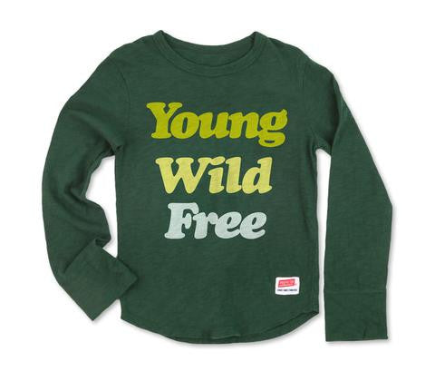 "Prefresh ""Young Wild & Free"" Long Sleeve"