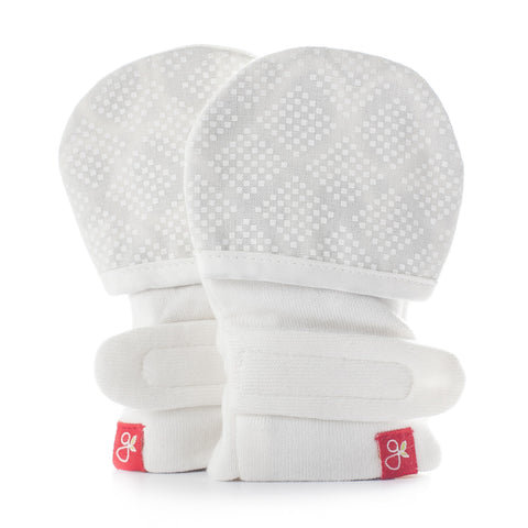 Goumi Mitts- Diamond Dots- Cute as a Button Baby Boutique