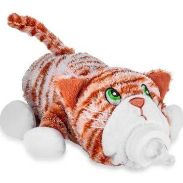 Bottle Pet- Tabby Cat- Cute as a Button Baby Boutique