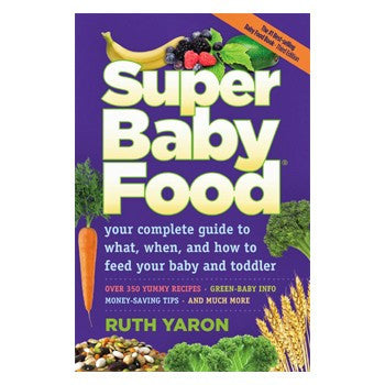 Super Baby Food Book
