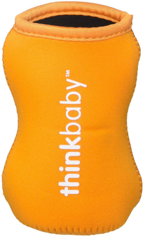 Thinkbaby Limestone Thermal Bottle Sleeve- Multiple Colors