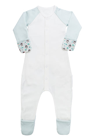 Goumi 'Alls- Waddle (Multiple Colors)- Cute as a Button Baby Boutique