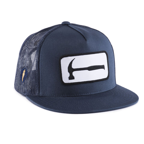 HAMMER MESH HAT Navy Blue