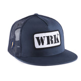 WRK MESH HAT Navy Blue