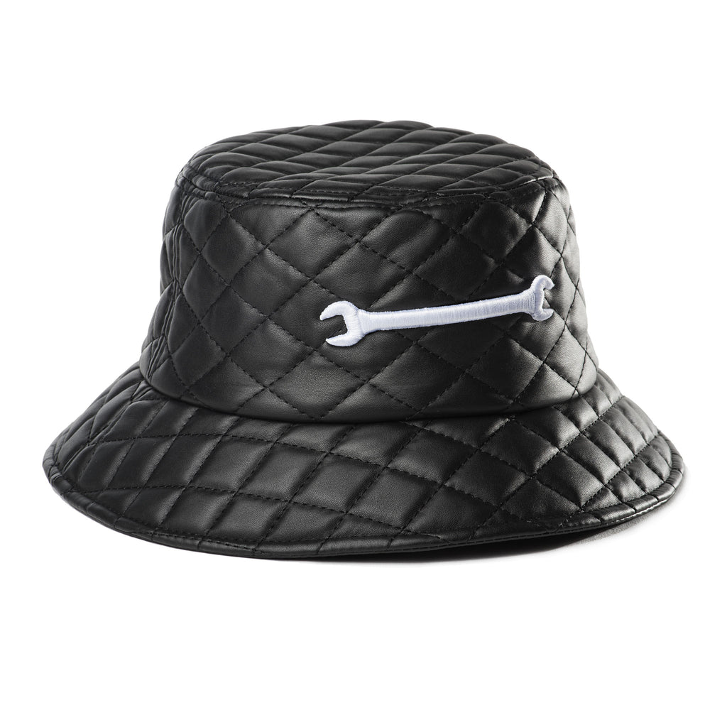 Wrench Bucket Hat Black