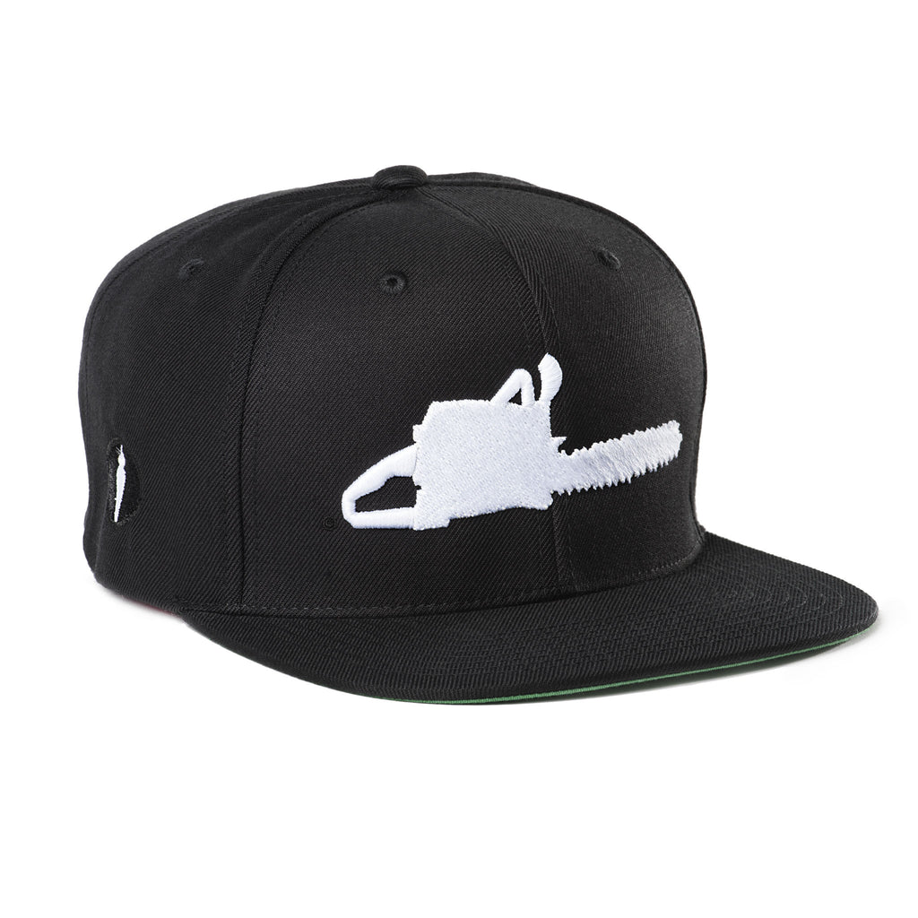 Chainsaw Hat Black