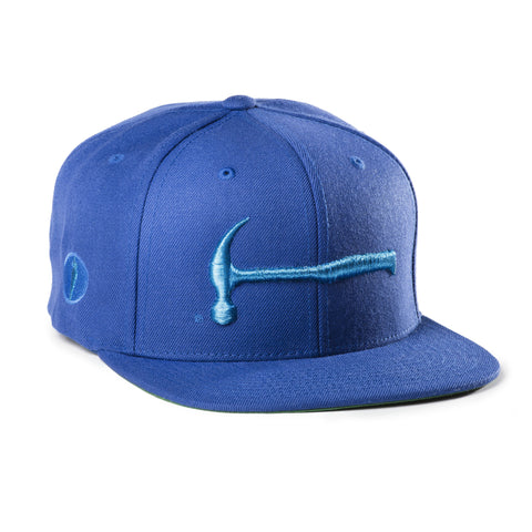 Hammer Hat Blue