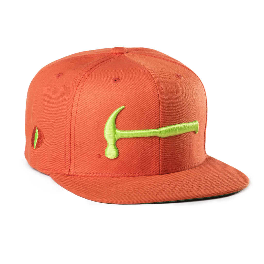 Hammer Hat Orange