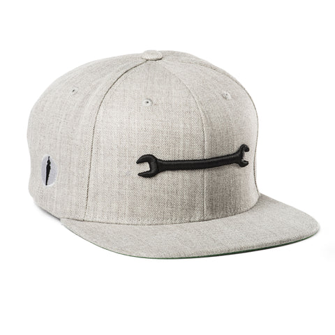 Wrench Hat Gray