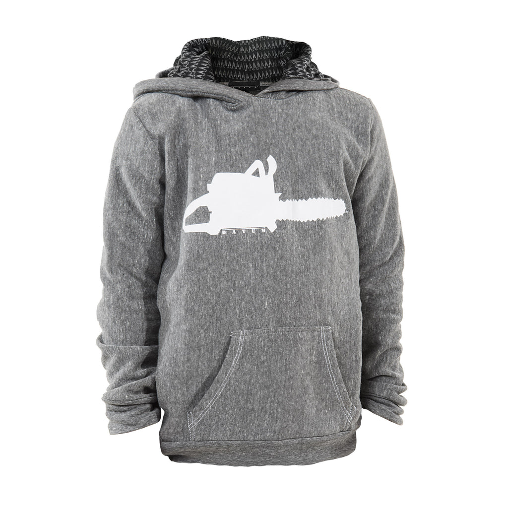 Kids Chainsaw Hooded Sweatshirt