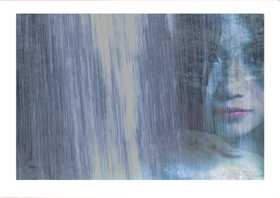 Water Girl - Limited Edition Photography