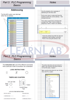 LearnLab Sample Curriculum