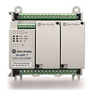 Micro 820 Allen Bradley used on LearnLab Training Systems