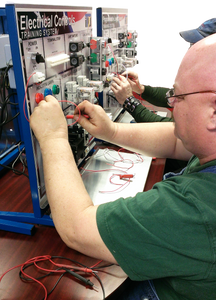 Electrical Controls Training System