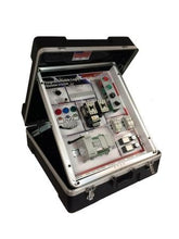 Load image into Gallery viewer, Portable Allen-Bradley PLC Micro 820 Training System
