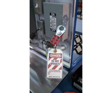 Load image into Gallery viewer, Safety Lockout Tagout Training System