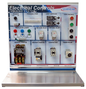 Electrical Controls Training System, 6PK