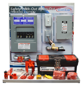 Safety Lockout Tagout Training System