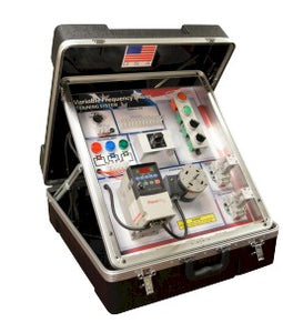 Portable Allen-Bradley VFD PowerFlex 4 Training System
