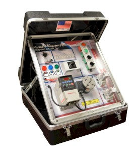 Portable Allen Bradley VFD Training System & Curriculum