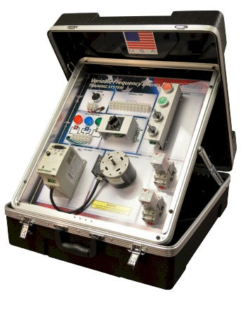 Portable VFD Training System & Curriculum