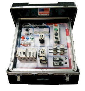 Portable PLC Training System