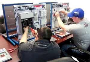 Allen-Bradley VFD PowerFlex 4 Training System
