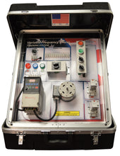 Load image into Gallery viewer, Portable Allen-Bradley VFD PowerFlex 4 Training System