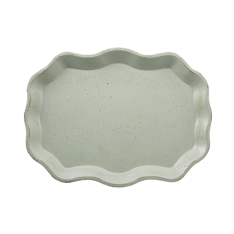 Nel Lusso oval trays