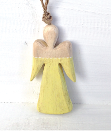 WOODEN ANGEL-LEMON