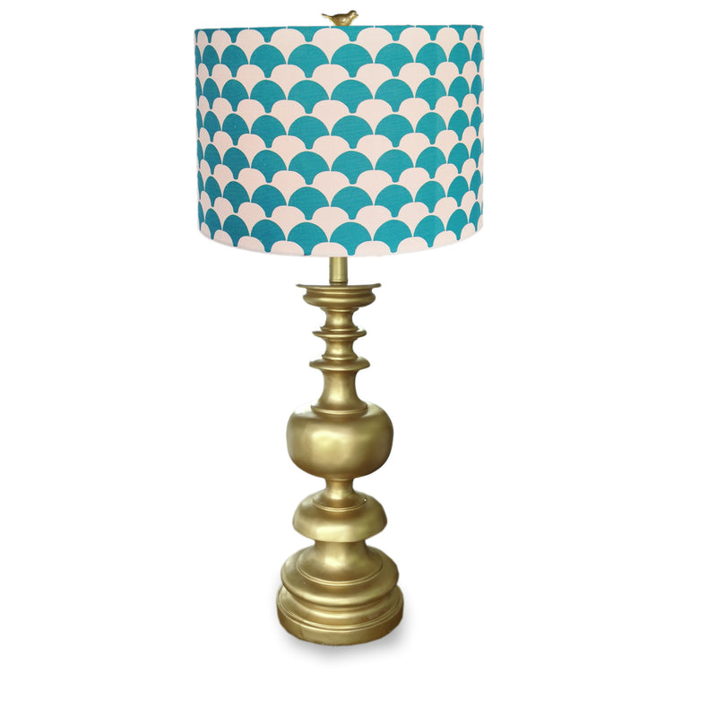 Soho Table Lamp Gold