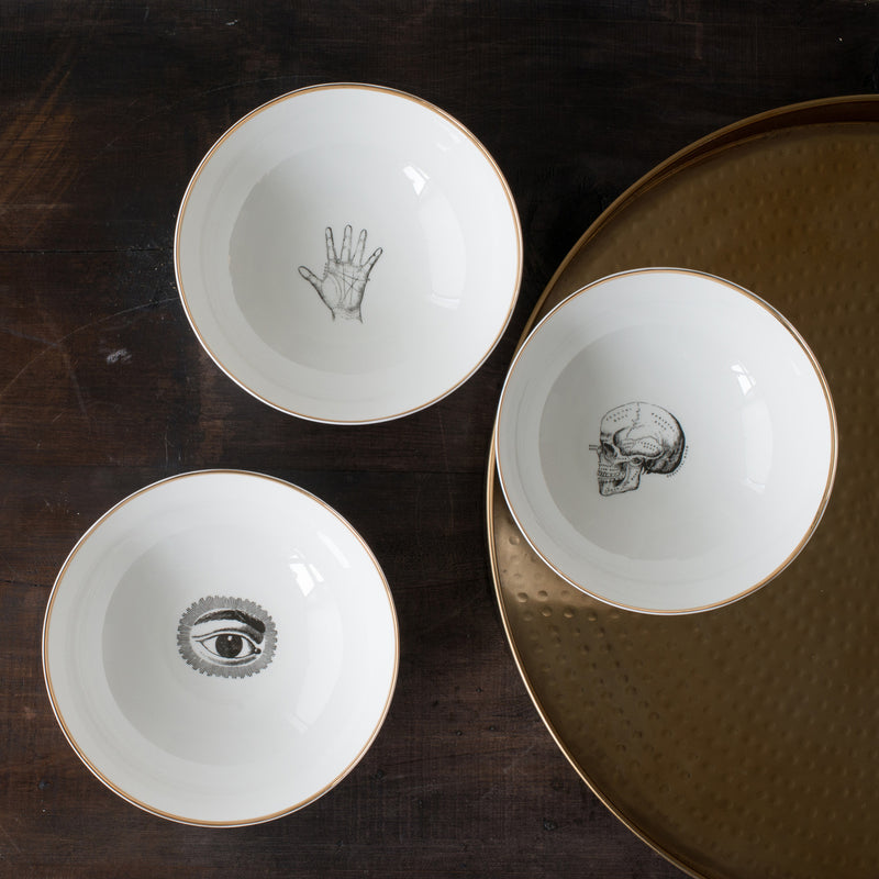Nel Lusso art of science bowls