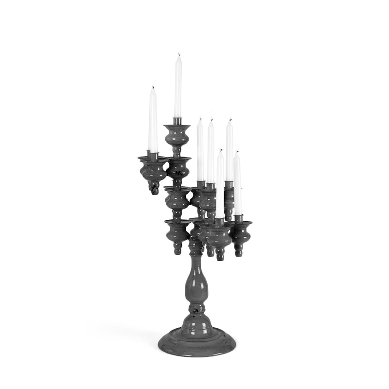 Soho Candelabra Large Black