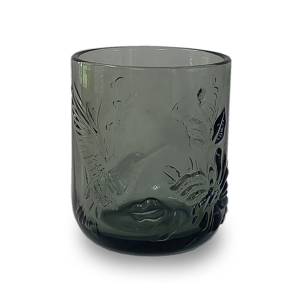 Dusk Rainforest Glass Grey