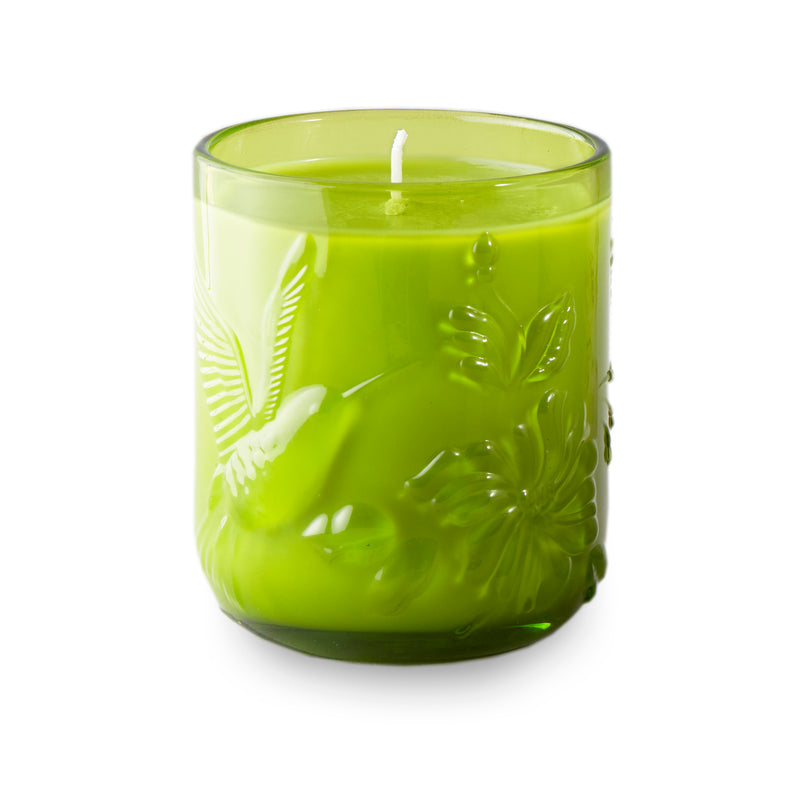 Noon Candle Green - French Pear and Ylang Ylang scented - PRE-ORDER FOR MAY 2021