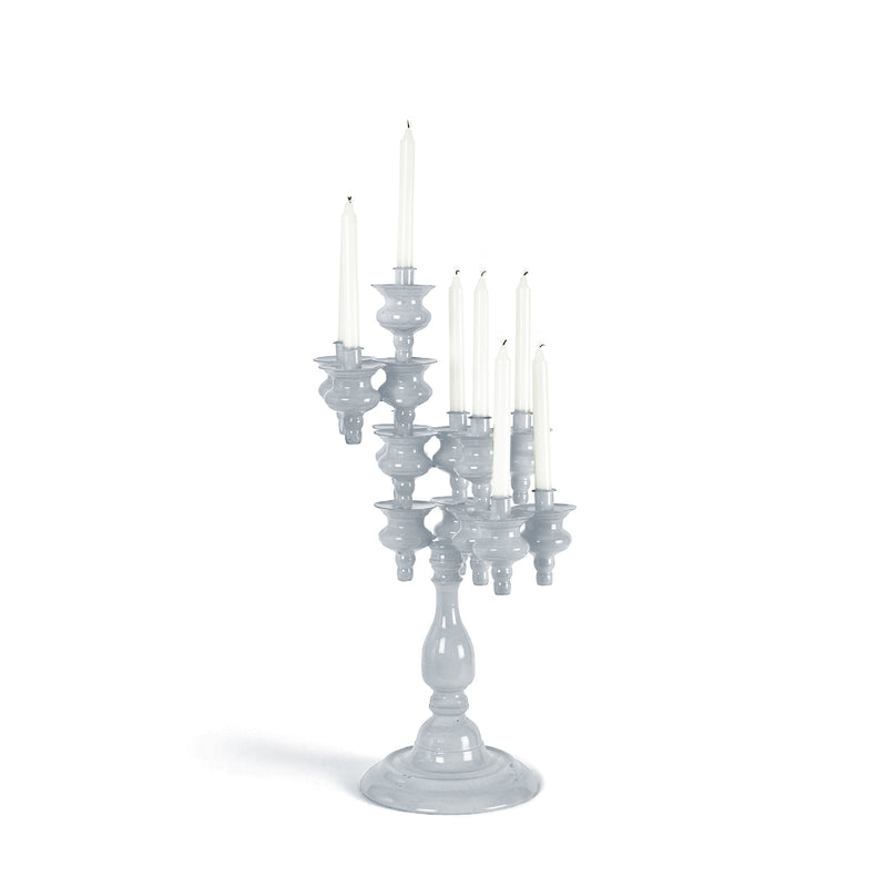 Soho Candelabra Large Grey - pre-order for 2019