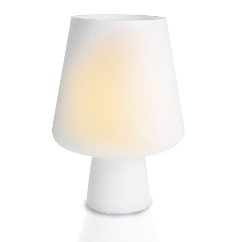 Mushroom Lamp White - Pre order for July delivery