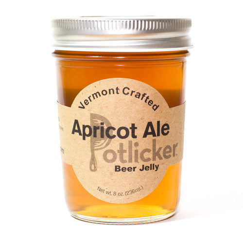 Magic Hat #9 Apricot Ale Beer Jelly 8 oz Jar