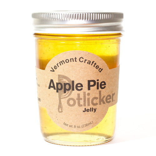 Macintosh Apple Pie Jelly 8 oz Jar